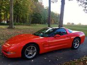 Chevrolet Corvette 24750 miles