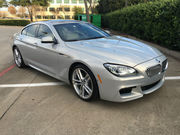2013 BMW 650i Grand Coupe