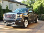 2015 GMC Sierra 1500 Denali Crew Cab 6.2L 8 Speed Borla Exhaust Low Mi