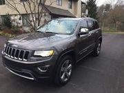 2014 Jeep Grand Cherokee Limited Sport Utility 4-Door
